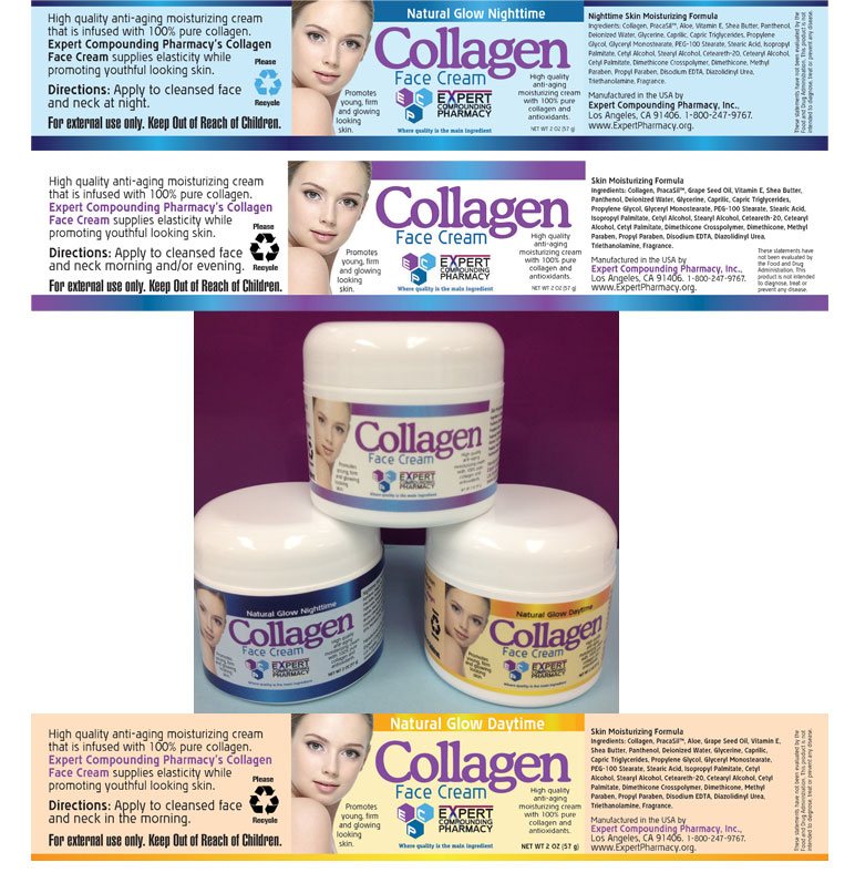 Expert Pharmacy Collagen Creams