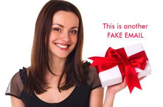 Fake Costco Promo